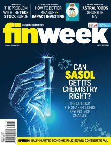 Finweek English Edition – August 13, 2020