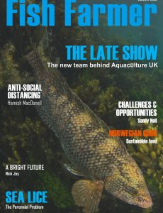 Fish Farmer Magazine – August 2020