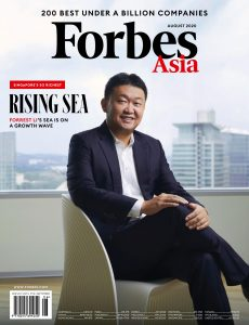 Forbes Asia – August 2020