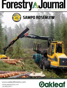 Forestry Journal – August 2020