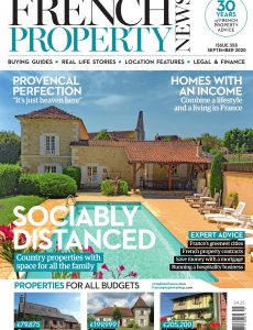 French Property News – September 2020