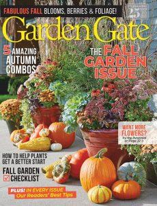 Garden Gate – September 2020