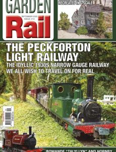 Garden Rail – Issue 313 – September 2020