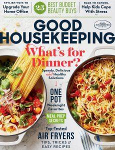 Good Housekeeping USA – September 2020