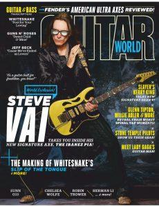 Guitar World – March 2020