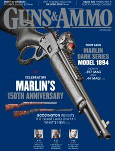 Guns & Ammo – October 2020