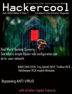 Hackercool – July 2020