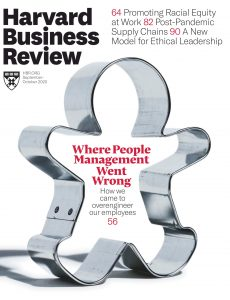 Harvard Business Review USA – September-October 2020