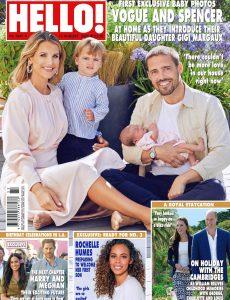 Hello! Magazine UK – 10 August 2020