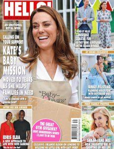 Hello! Magazine UK – 17 August 2020