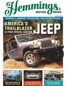 Hemmings Motor News – October 2020
