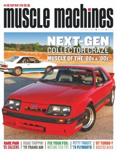 Hemmings Muscle Machines – October 2020