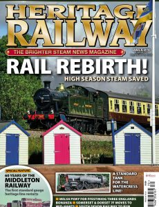 Heritage Railway – August 01, 2020
