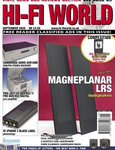 Hi-Fi World – September 2020