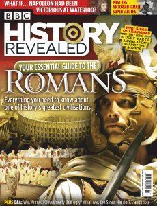 History Revealed – September 2020