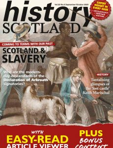 History Scotland – September-October 2020