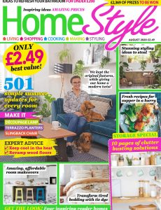 HomeStyle UK – August 2020
