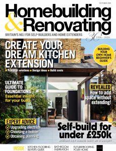 Homebuilding & Renovating – October 2020