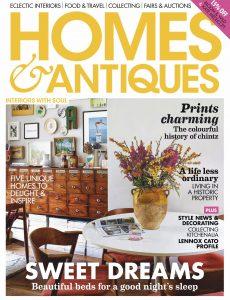 Homes & Antiques – September 2020