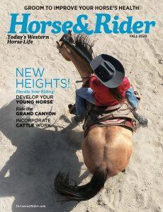 Horse & Rider USA – Fall 2020