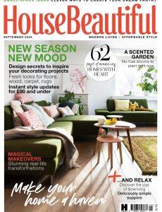 House Beautiful UK – September 2020