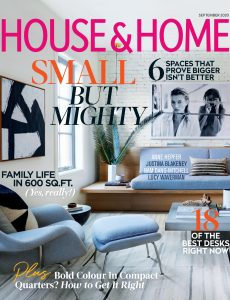 House & Home – September 2020