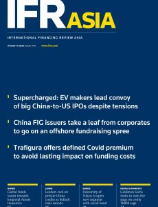 IFR Asia – August 01, 2020
