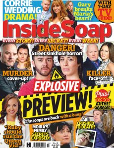 Inside Soap UK – 15 August 2020