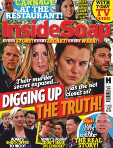 Inside Soap UK – 29 August 2020