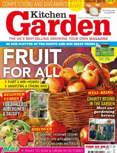 Kitchen Garden – October 2020