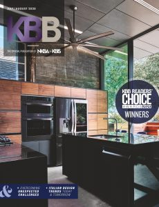 Kitchen & Bath Business – July-August 2020
