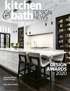 Kitchen & Bath Design News – August 2020