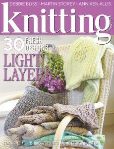 Knitting – August 2020