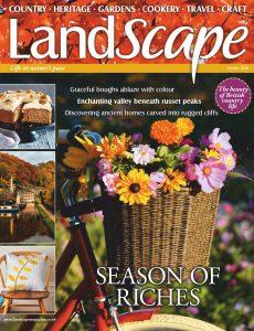 Landscape UK – October 2020
