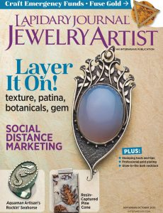 Lapidary Journal Jewelry Artist – September-October 2020