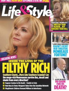 Life & Style Weekly – September 07, 2020