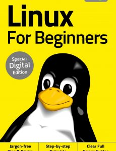 Linux For Beginners – 3rd Edition – August 2020