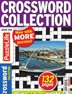 Lucky Seven Crossword Collection – Issue 256 – August 2020