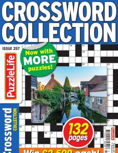Lucky Seven Crossword Collection – Issue 257 – August 2020