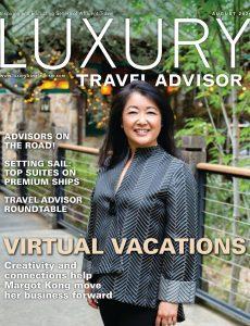 Luxury Travel Advisor – August 2020