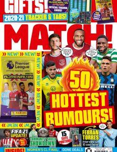 Match! – August 25, 2020