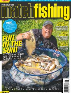 Match Fishing – August 2020