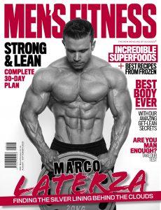 Men's Fitness South Africa – August-September 2020