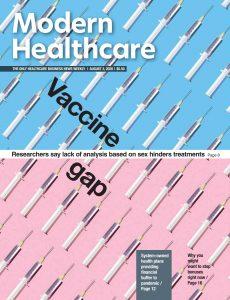 Modern Healthcare – August 03, 2020