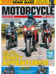Motorcycle Sport & Leisure – September 2020
