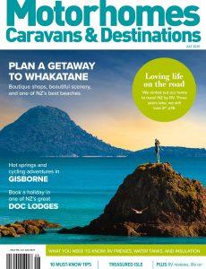 Motorhomes Caravans & Destinations – Issue 196 July 2020