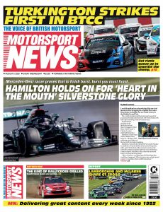 Motorsport News – August 06, 2020