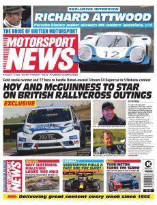 Motorsport News – August 13, 2020