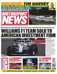 Motorsport News – August 27, 2020