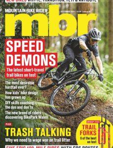 Mountain Bike Rider – September 2020